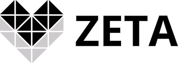 Logotipo de Zeta