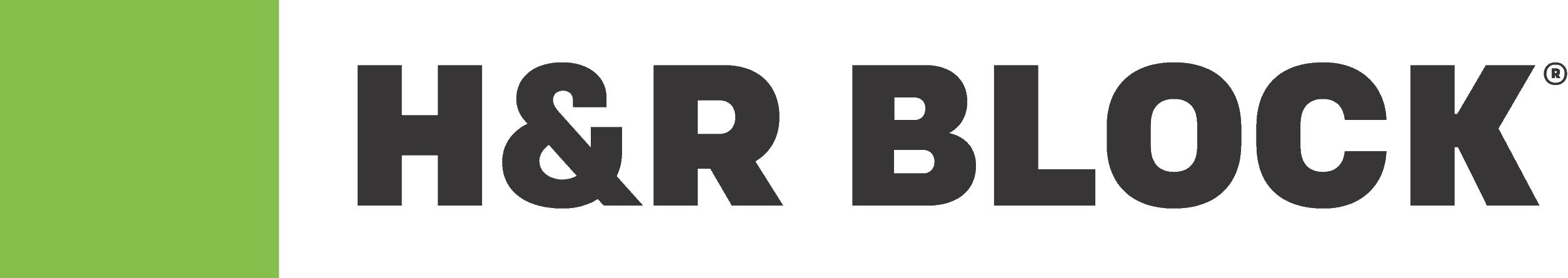 Logotipo de HR Block