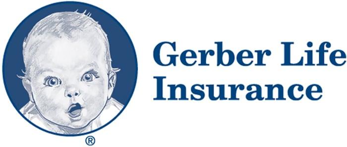 Logotipo de seguro de vida de Gerber