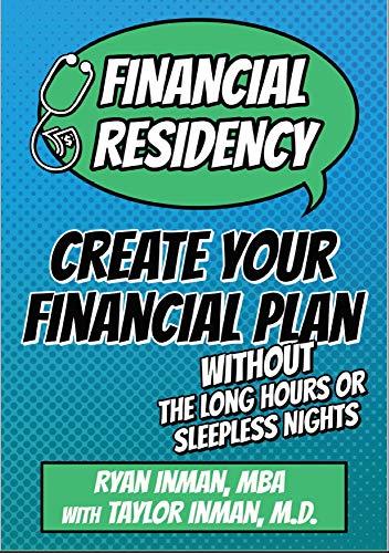 portada del libro de residencia financiera