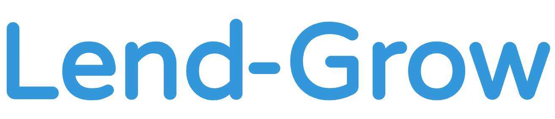 Logotipo de Lend-Grow