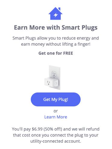 Enchufe inteligente OhmConnect Free
