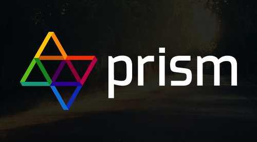 Logotipo de la aplicación Prism