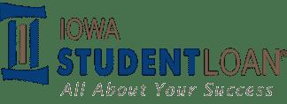 Logotipo de préstamos para estudiantes de Iowa