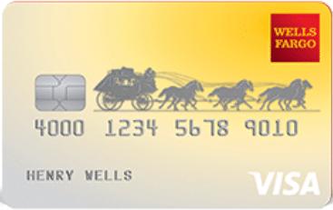 Tarjeta de reembolso para estudiantes de Wells Fargo