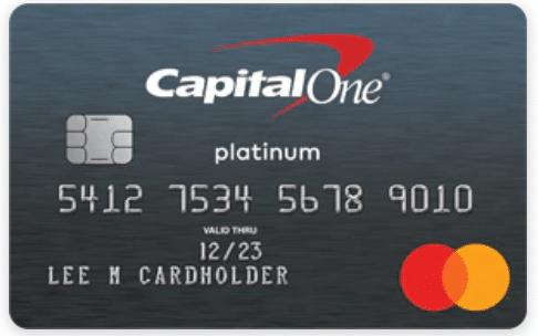 Mastercard segura de Capital One