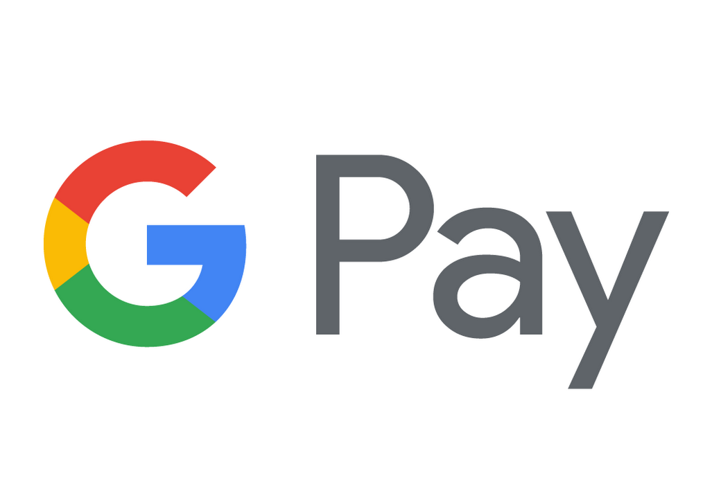 Logotipo de Google Pay