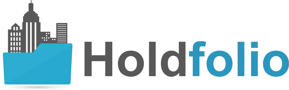 Logotipo de Holdfolio
