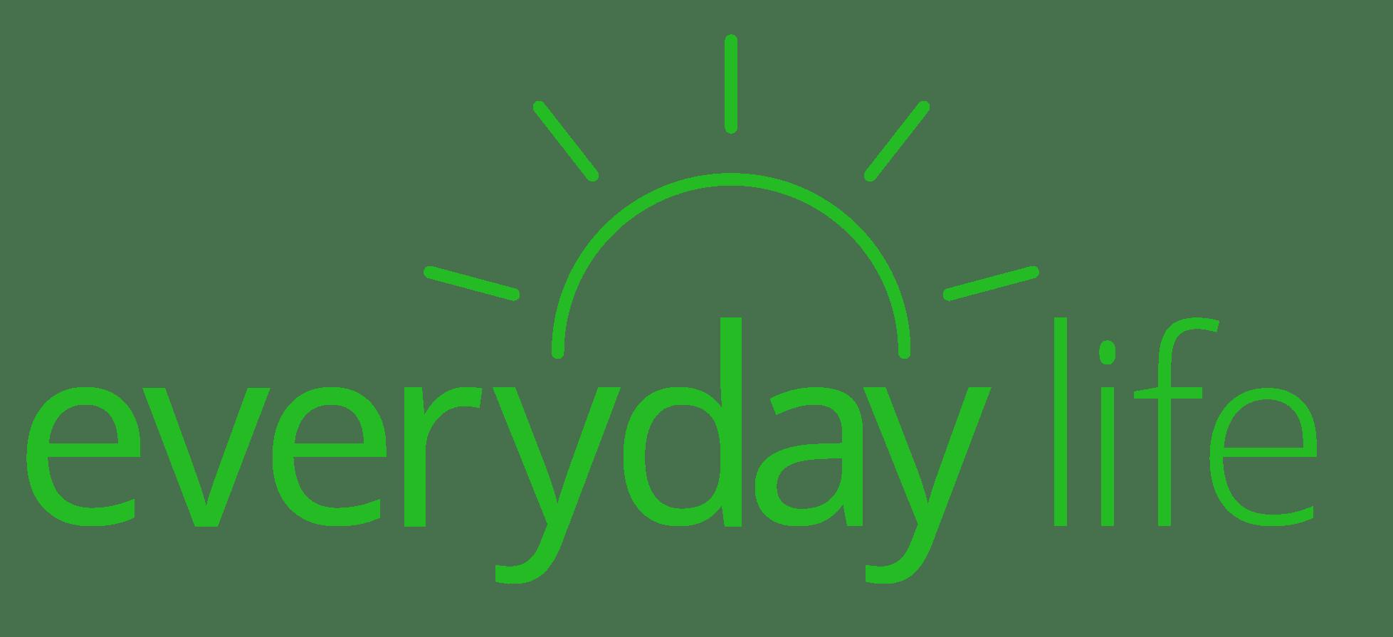 Logotipo de seguro de vida diaria