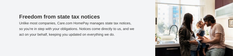 Avisos de impuestos