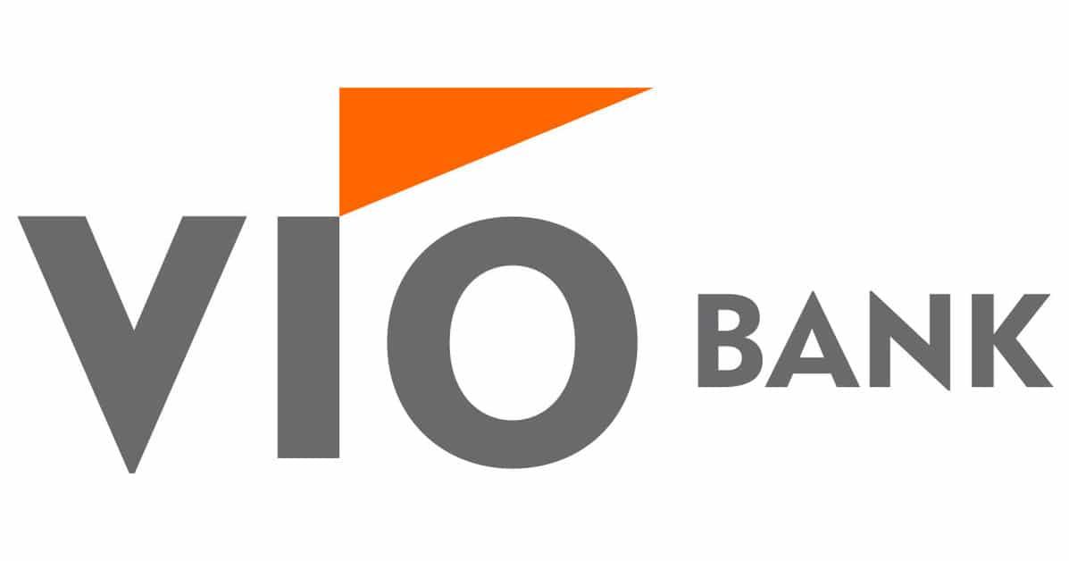 Logotipo del banco viole