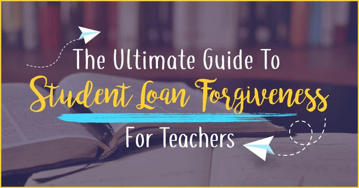 Exención de préstamos estudiantiles para profesores