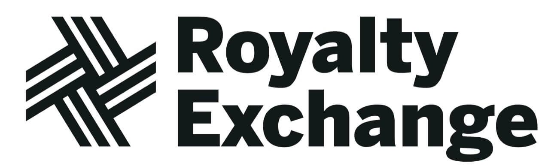 Logotipo de Royalty Exchange